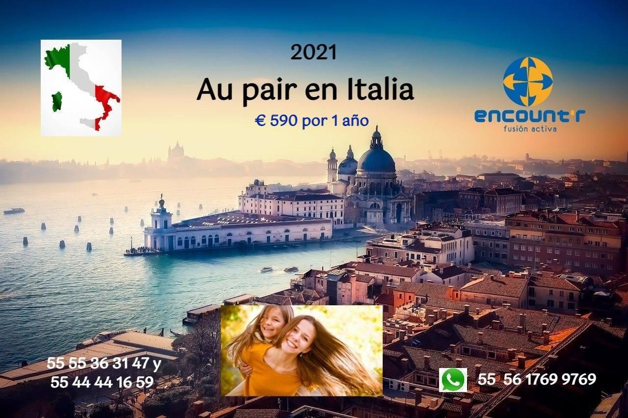 AU PAIR ITALIA