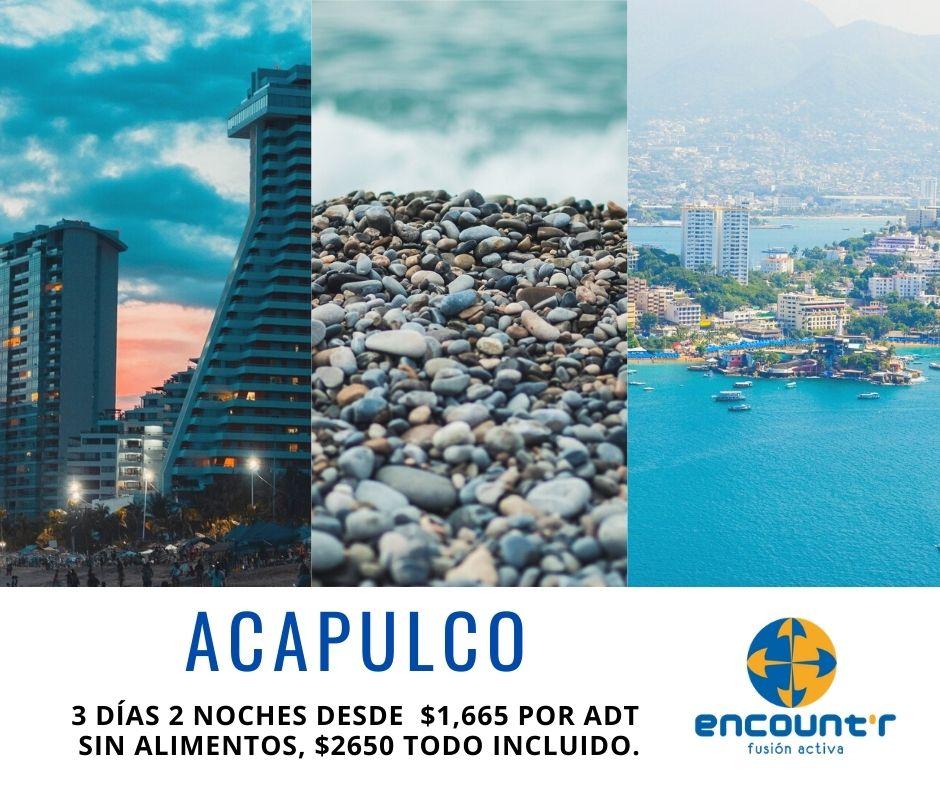 Playas de Acapulco Junio 2021
