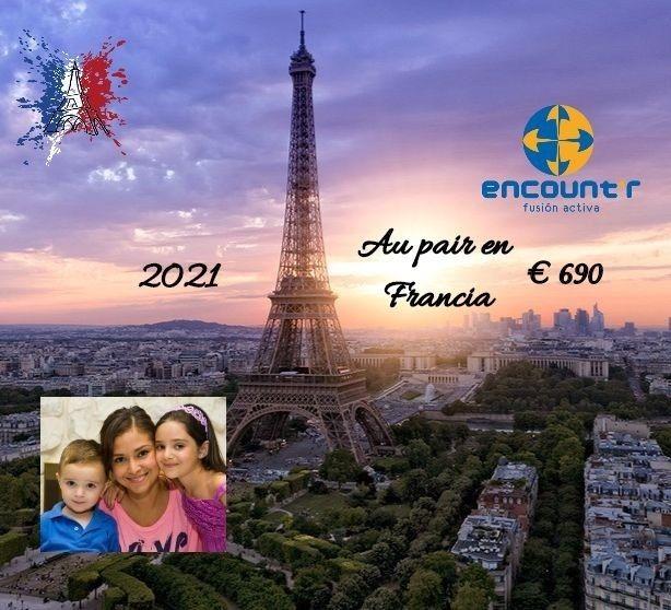 Au Pair Francia